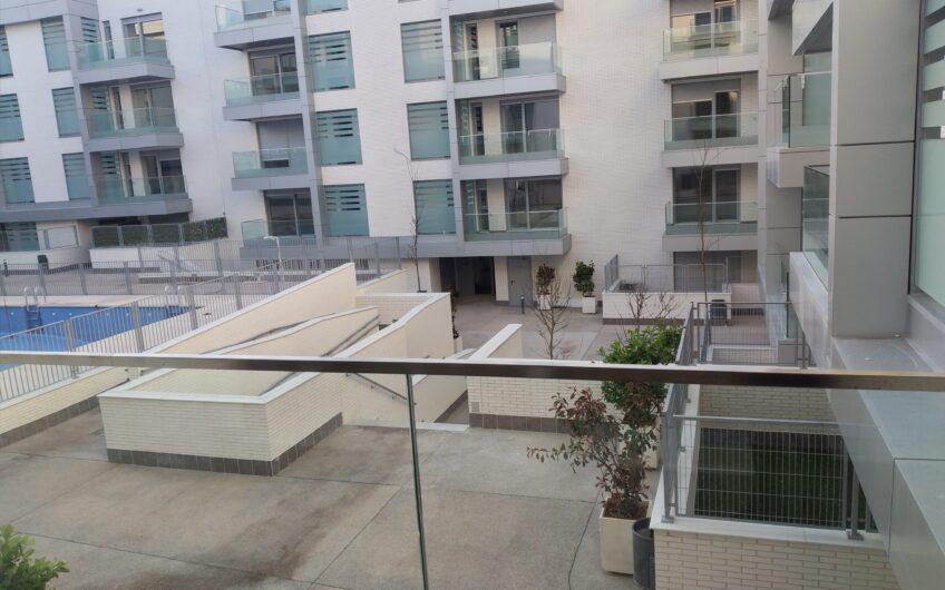ALQUILER OBRA NUEVA. 3 dormitorios con terraza y piscina. Arganda del rey.