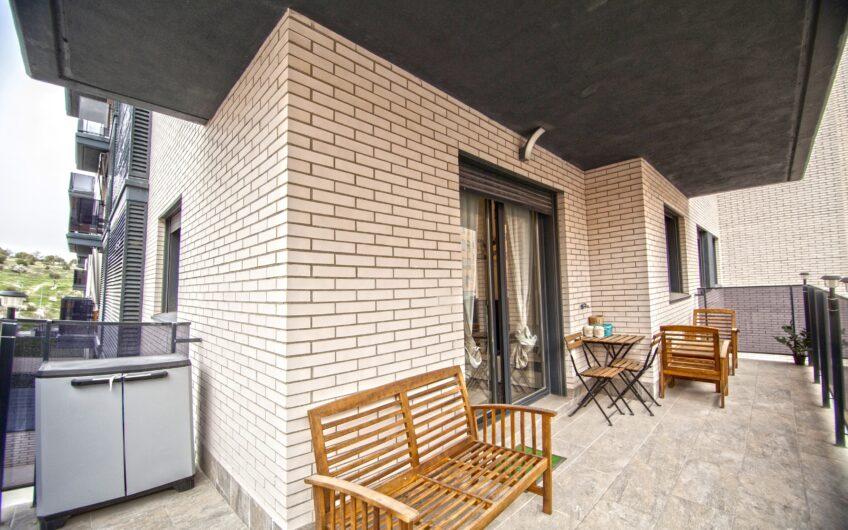 Piso nuevo de 3 dormitorios con terraza. Parque Europa. Arganda del rey.