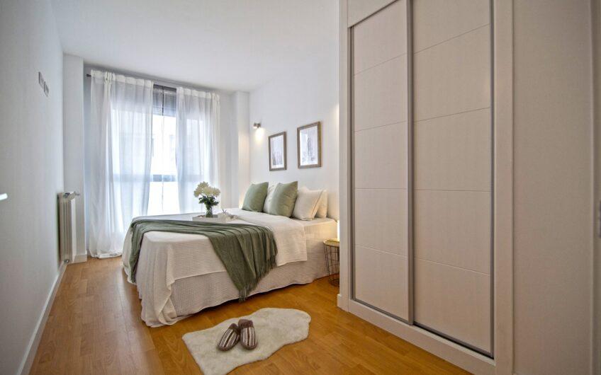 Excelente piso de 2 dormitorios JUNTO AL METRO. Zona Centro. Arganda del rey.